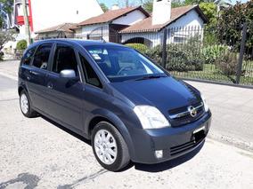 Chevrolet Meriva Gls 8v Con Gnc 60l. Doble Airbag Abs + Full