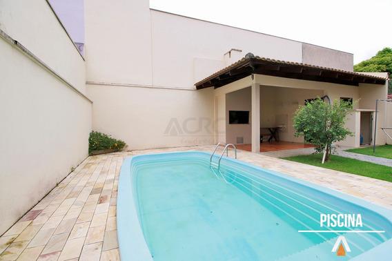 Acrc Imóveis - Casa À Venda No Bairro Vorstadt Com 03 Dormitórios Sendo 01 Suíte E 02 Vagas De Garagem - Ca00576 - 32412719