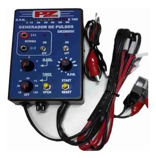 Generador De Pulsos Para Banco De Prueba Y Limpia Inyectores + Programas Y Curso Inyeccion Electronica De Regalo !!!!!
