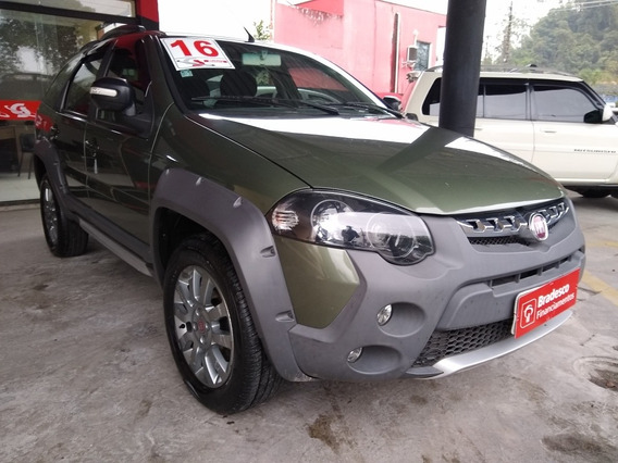 Fiat Palio Weekend 1.8 Dual Logic Ano 2016