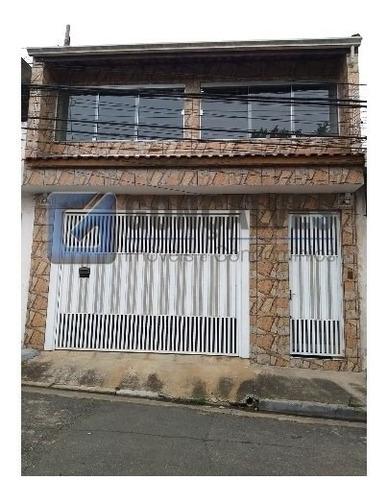 Venda Casa Santo Andre Vila Luzita Ref: 137709 - 1033-1-137709