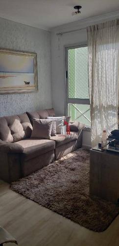 Imagem 1 de 10 de Apartamento Com 2 Dormitórios À Venda, 49 M² Por R$ 307.000,50 - Freguesia Do Ó - São Paulo/sp - Ap0217