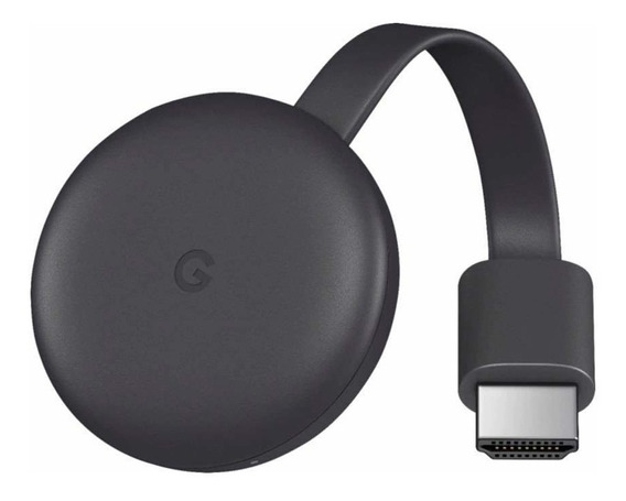 Google Chromecast 3 Streaming Device Hdmi | Vitrine
