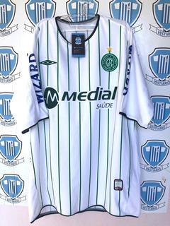 Guarani 2002, Usada Em Jogo, Umbro, Gg, Nº 11 Em Transfer