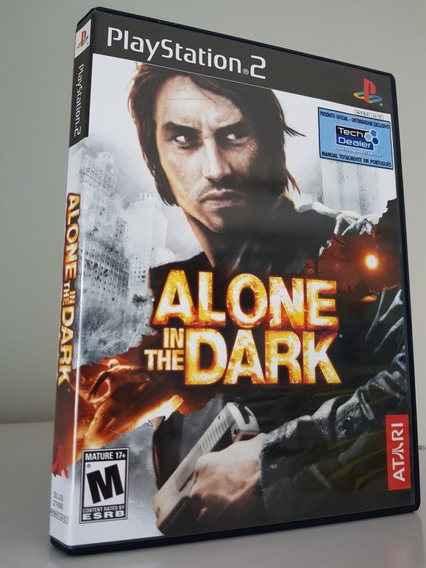 Jogo Alone In The Dark Para Ps2
