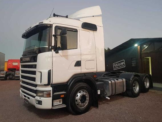Scania R 124 420 6x2 Trucado 2008