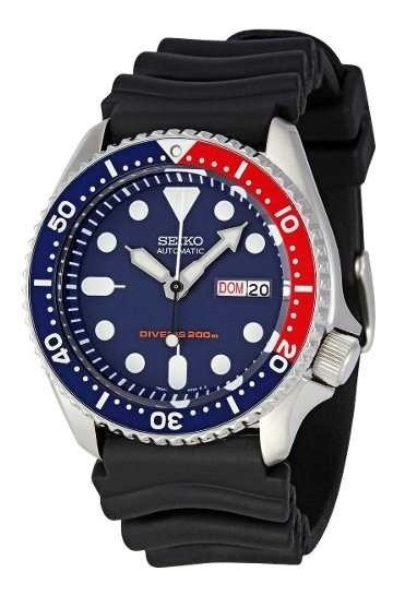 Relógio Seiko Skx009k1 Dive Automatico 200 Metros Original