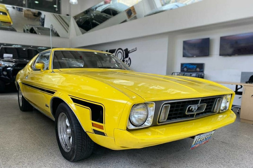 Ford Mustang Sincronico