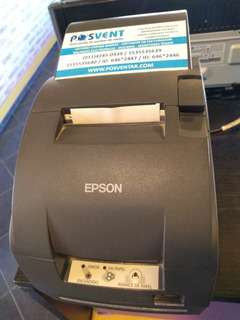 Impresora Fiscal Epson