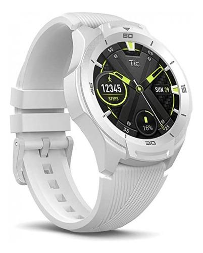 Imagem 1 de 7 de Relógio Smartwatch Ticwatch S2 Bxbx Branco