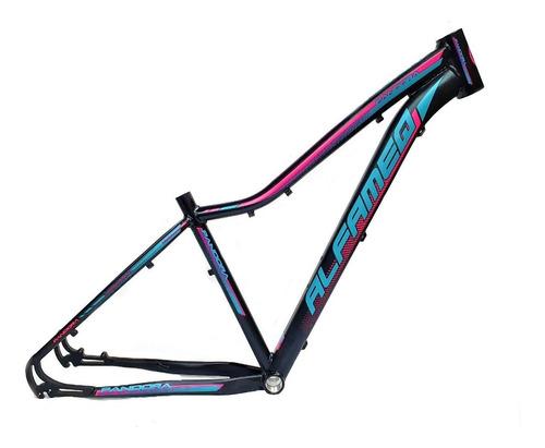 Imagem 1 de 1 de Quadro Alumínio 29 Alfameq Bicicleta Mtb  Pandora