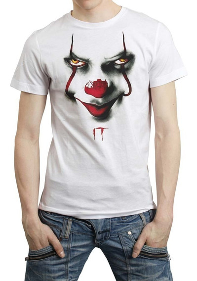 It Pennywise Playera Payaso Eso Stephen King Libro 02