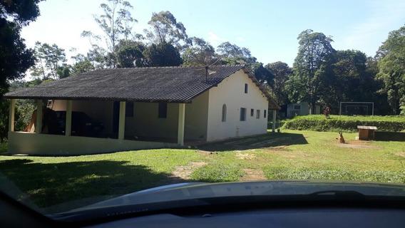 Chacara No Riacho Grande 4mil M² Casa 320m² C / Escritura!
