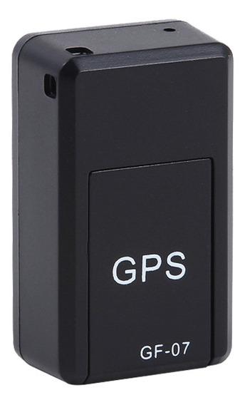 Gf -07 Mini Localizador Gps Tracker Miniatura Posicionamento