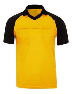 Camisa De Arbitro Futebol