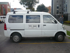 Alquiler Vans, Expresos, Servico Especial Turismo Bogotá