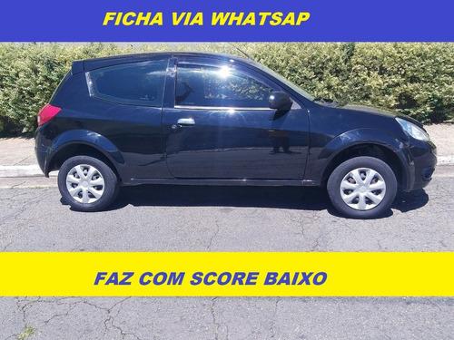 Ford Ka Zetec Financiamento Com Score Baixo
