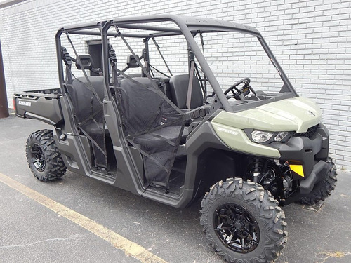Brp Can-am Defender Max 800 Dps - 2020