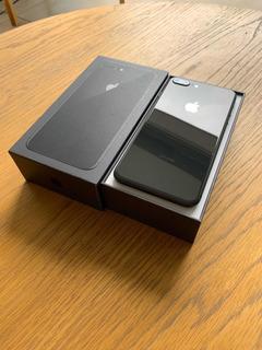 iPhone 8 Plus Space Gray 256gb Excelente Estado