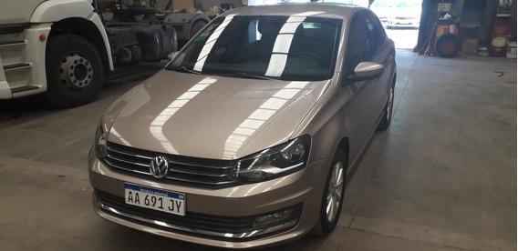 Volkswagen Polo 1.6 Comfortline Tiptronic 2016 Gnc