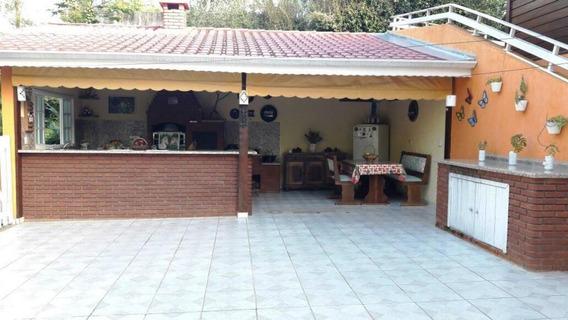 Casa Em Fazenda Da Ilha, Embu-guaçu/sp De 180m² 3 Quartos À Venda Por R$ 600.000,00 - Ca311443