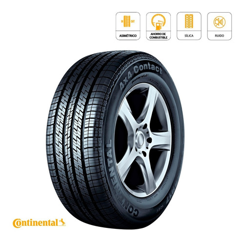 Neumático 275/55 R19 111h Ml 4x4 Contact Mo Continental