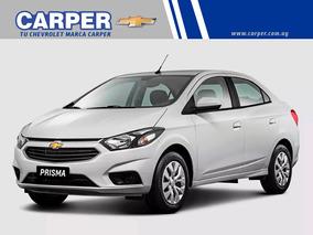Chevrolet Prisma Lt 1.4 0 Km 2018 U$s 18.990 100% Financiado