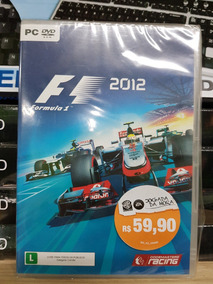 F1 2012 Formula 1 2012 Pc Game Original