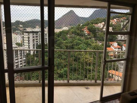 Apartamento-à Venda-laranjeiras-rio De Janeiro - Peap30061