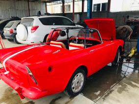 Sumbeam Convertible 1961 Modelo Clásico