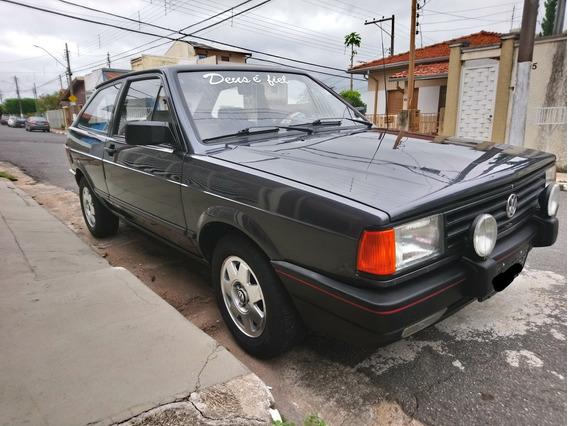 Volkswagen Gol Quadrado - Placa Preta