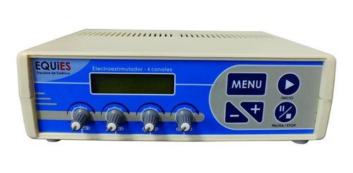 Electrofisico Electroestimulador Muscular  Onda Rusa
