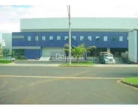 Imagem 1 de 8 de Galpão Para Aluguel Em Techno Park - Ga018970