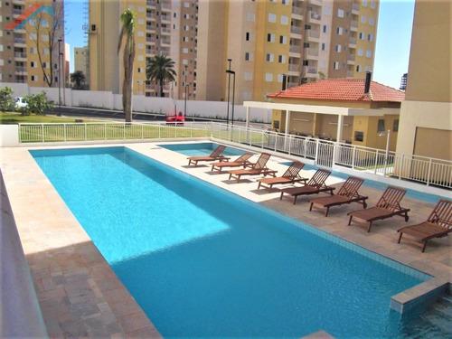 Imagem 1 de 15 de Apartamento A Venda No Bairro Parque Campolim Em Sorocaba - - Ap 053-1