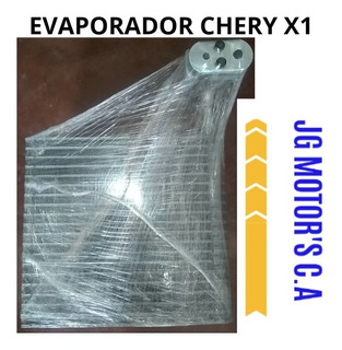 Evaporador Chery X1 Al Mejor Precio Del Mercado. 55 Manzanas