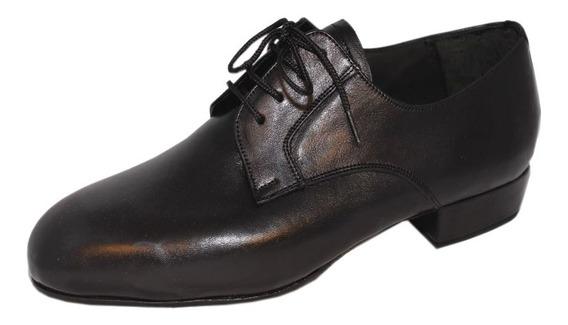 Zapatos De Baile Hombre Tango Salsa Bachata Rock Flexibles