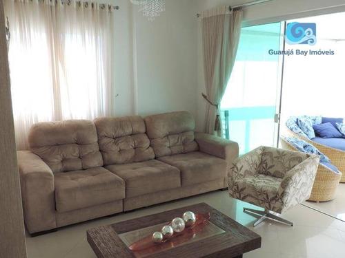 Imagem 1 de 28 de Apartamento A Venda  Praia Da Enseada - Guarujá - Ap4674
