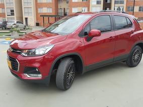 Chevrolet Tracker Ls Mt Mec 1.8 Full Equipo Rojo Malbec Met