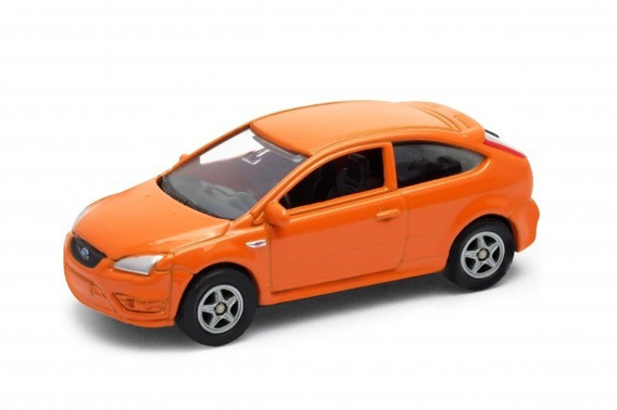 Auto De Coleccion Escala 1/36 Ford Focus