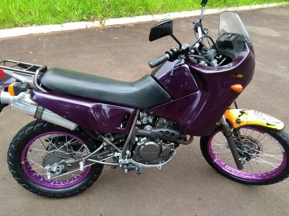 Sahara 350 Troco Por Moto Menor
