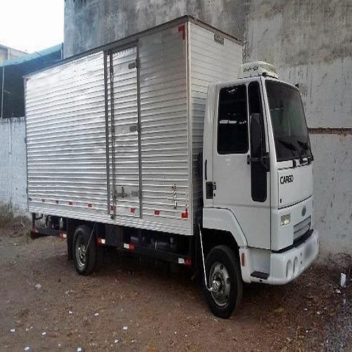 Ford Cargo 816 2012/2013 Baú