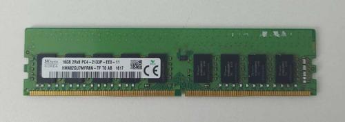 Memória Sk Hynix Hma82gu7mfr8n-tf 16gb Pc4-2133p/ Para Serv.