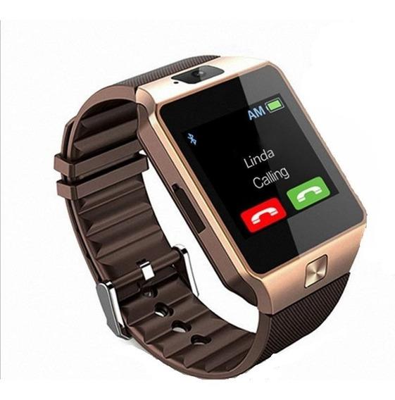 Reloj Celular Inteligente Smartwatch Dz09 Camara Sim Español