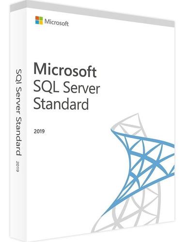 Sql Server2019 Standar Original Digital Core