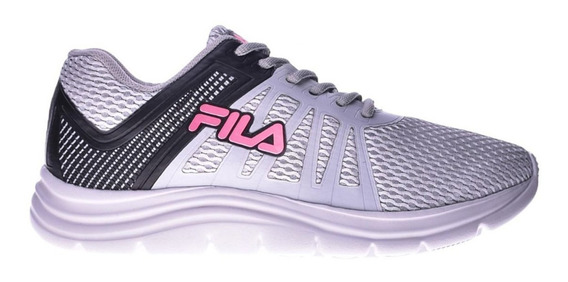 Zapatilla Fila F-finder W Silver