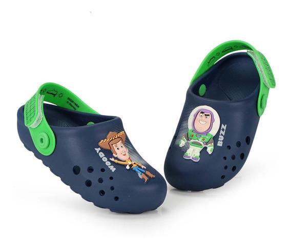 Sandália Clog Infantil Grendene Toy Story