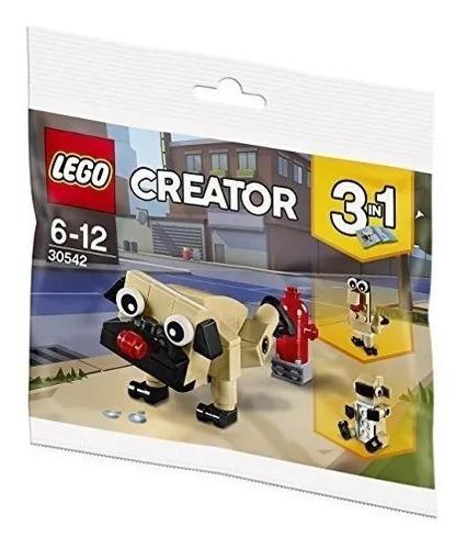 Lego Creator 3 En 1 30542 68 Piezas Original