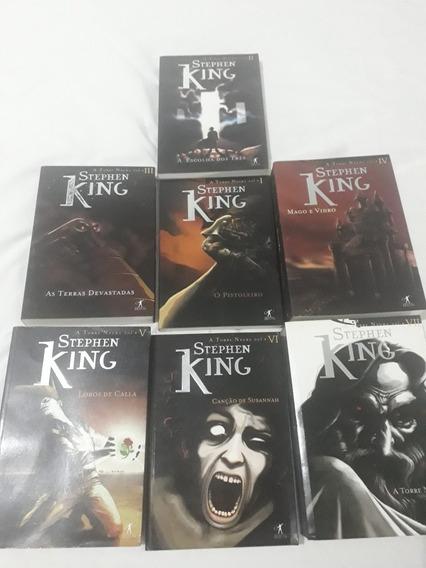 Livros A Torre Negra Vol. 1 Ao 7