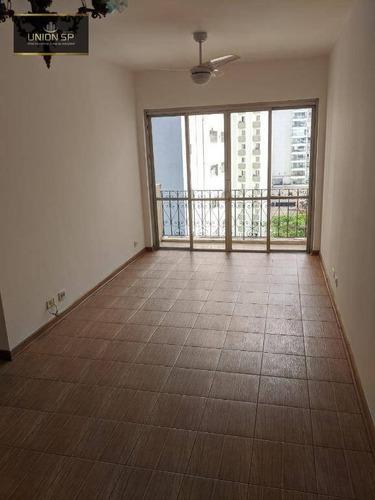 Apartamento Com 2 Dormitórios À Venda, 70 M² Por R$ 720.000 - Brooklin - São Paulo/sp - Ap48888