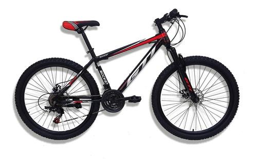Bicicleta Aro 26 Gti Roxy 21 Vel Disco Modelo 2021